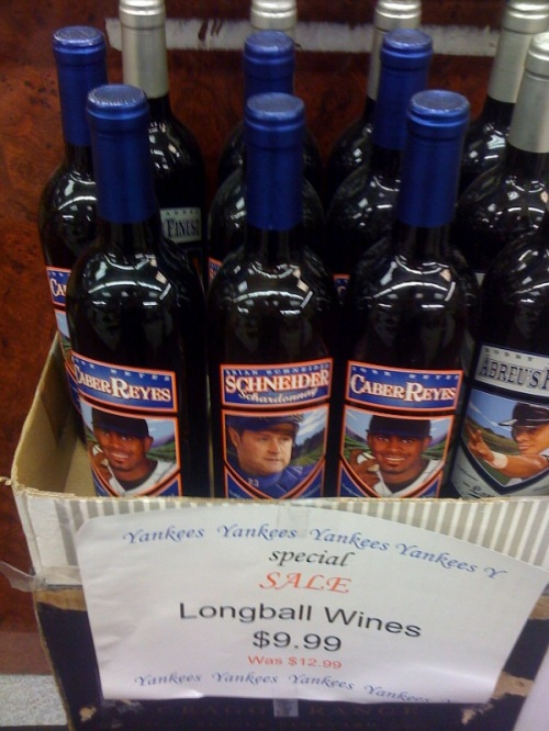 Mets wine/ whine